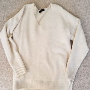 Ann Taylor High-Low Sweater